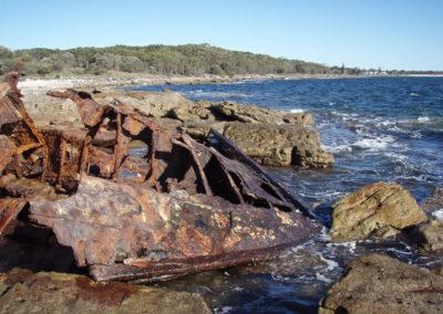 Merimbula Wreck