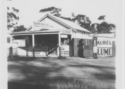 Colquhoun Shop and Garage