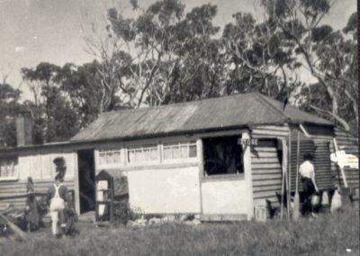 Nanna Peel,s Shop & P,O  Warrain Cresc Currarong 1939