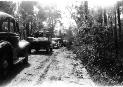 Road to Currarong early 1950,s