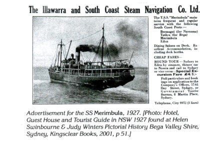 SS Merimbula